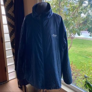 Columbia Omni Heat Jacket Alaska Airlines 2XL